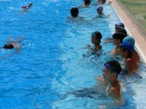 水泳教室2