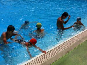 水泳教室3